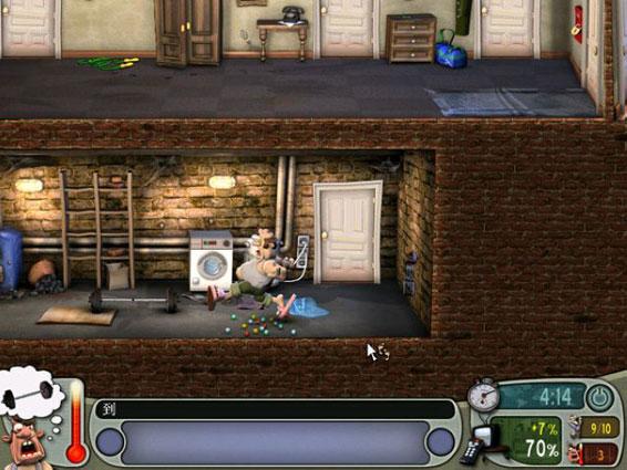 整蛊邻居1简体中文版简体汉化中文版单机游戏castaway2攻略图片