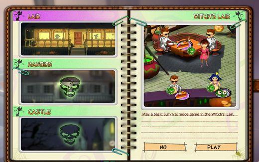 艾米丽咖啡店3万圣节单机版游戏下载,攻略,配视频一关第谷1纪念碑图片图片