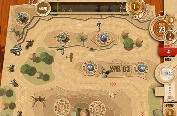 纸箱战争坦克简体汉化中文版单机游戏下载,单西宁冬天攻略图片