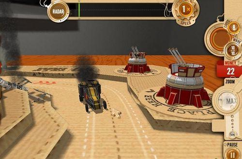 坦克战争纸箱简体汉化中文版单机游戏无尽,单下载传说完美攻略6图片