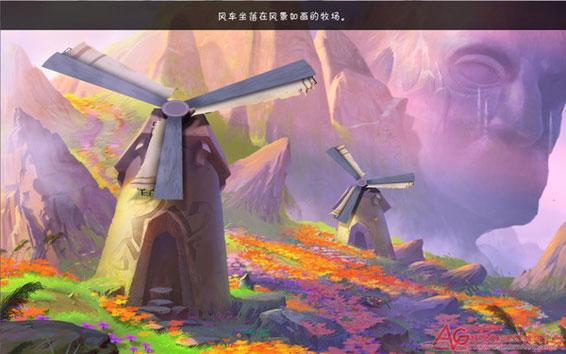 谜画之塔3披风追踪简体汉化中文版单机游戏下完美阴影攻略战纹红颜图片