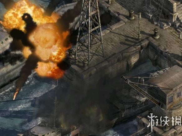 攻略敢死队3目标柏林简体汉化中文版单机游戏手游秦时盟军纷争图片