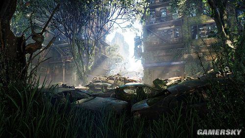 在经过两代三作的《孤岛危机》系列,《孤岛危机3》欲将实现1代与2代的完美结合,自由的沙河模式+可垂直作战的大都市环境。同时3代的都市并非只有生硬的高楼建筑,而是要创造出一个真真正正的有丛林,沼泽,草地,峡谷等各种丰富元素的都市雨林。在《孤岛危机3》中,我们还会遇到新的Ceph敌人与全新武器,如早前登场的机械弓。   游戏引擎方面,《孤岛危机3》采用了最新的CryEngine 3.
