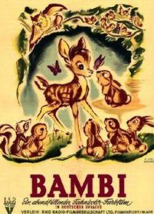 小鹿斑比-国