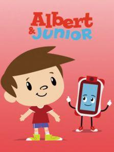 阿尔伯特和朱尼尔 英文版