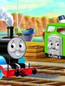 托马斯和他的朋友们之多多岛之迷失宝藏