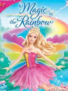 芭比彩虹仙子之魔法彩虹系列
