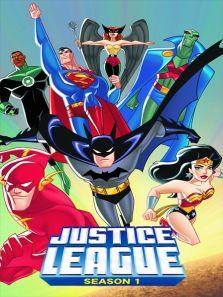 正义联盟第一季