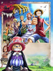 航海王 剧场版3:珍兽岛的乔巴王国