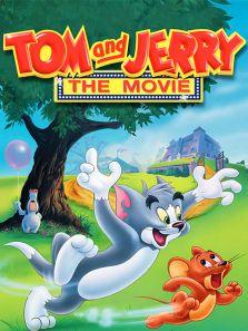 猫和老鼠大电影背景图