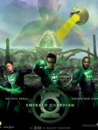 绿灯侠2背景图