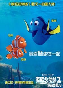 海底总动员2:多莉去哪儿(国语)