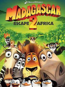 马达加斯加2(科幻片)