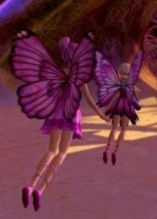 芭比之蝴蝶仙子 英文版