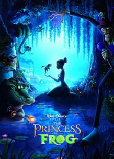 公主与青蛙(英语版)