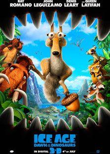 冰川时代3:恐龙的黎明