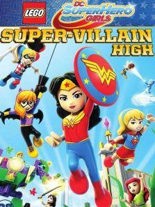 乐高DC超级英雄美少女之超级恶棍(动画片)