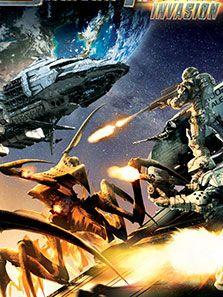 星河战队:入侵标题