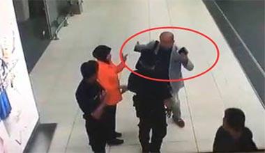 金正男被袭监控视频曝光