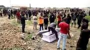 加纳殡仪馆员工撬棺劫尸
