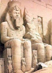 古埃及:帝王谷里的生命与死亡