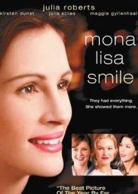 蒙娜麗莎的微笑