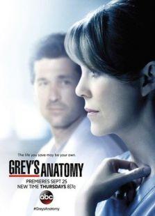實習醫生格蕾第11季