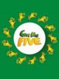 世界杯-Give Me Five