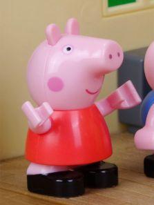 粉紅豬玩具樂園