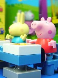 小豬佩奇玩具故事第1季