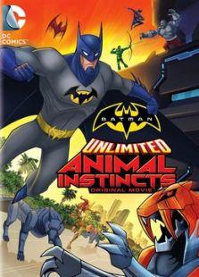 蝙蝠俠無極限動物本能